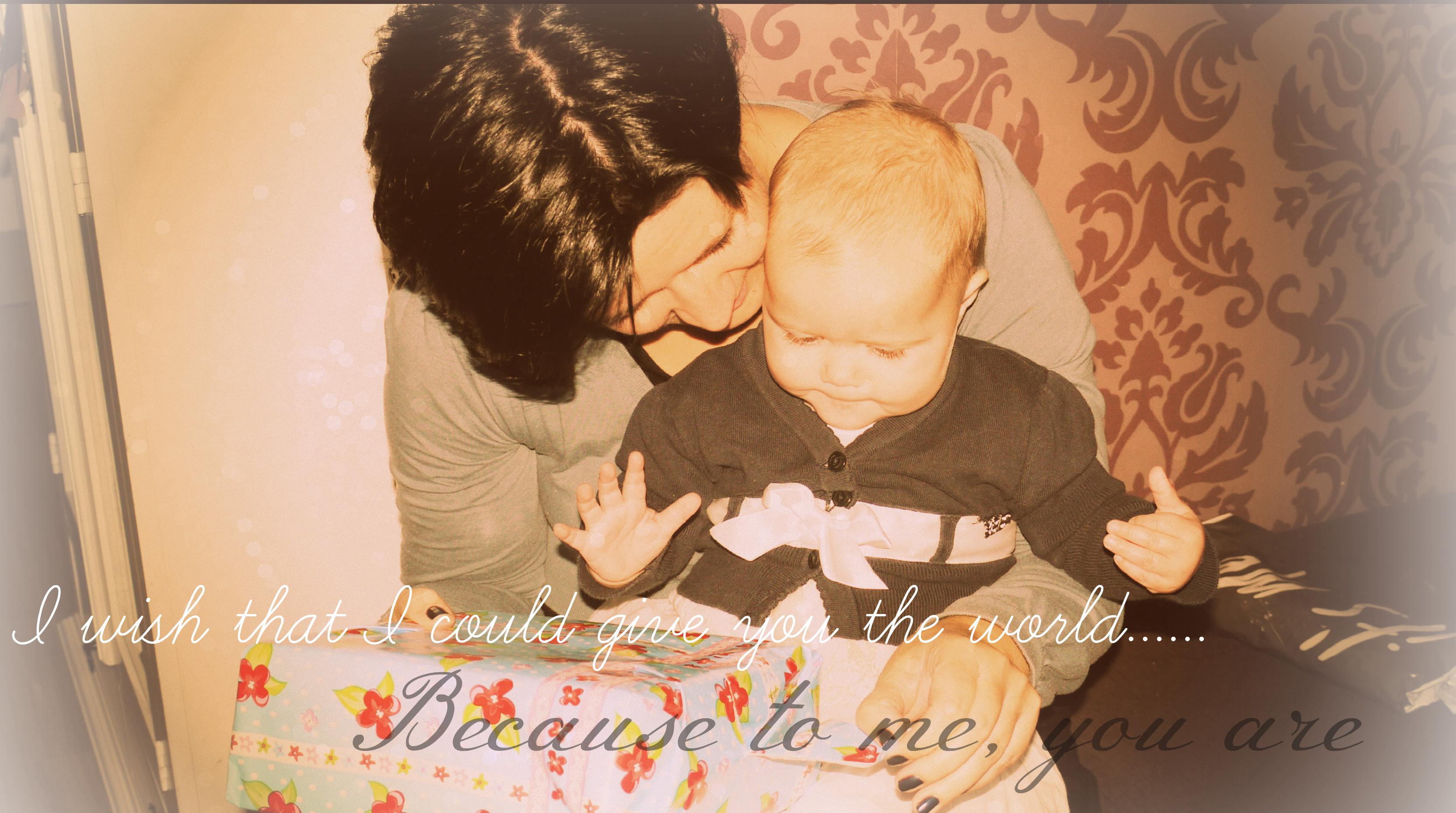 Niets is vanzelfsprekend, mamaliefde, meisjesmoeder, wensen vervullen
