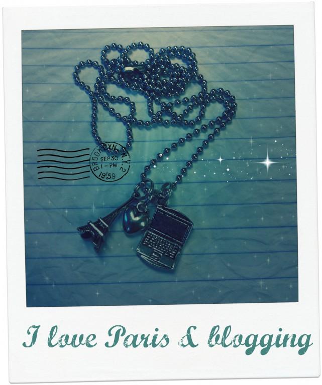 armband+kaartje=kadootje & bloggersketting