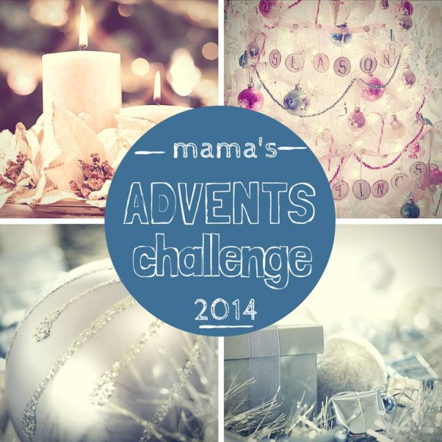 Adventchallenge #4 | de nieuwe challenge