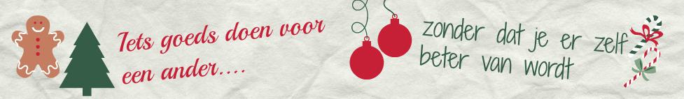 goede daden, advent, kerst, challenge