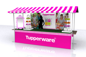 Tupperware Shoplog #1