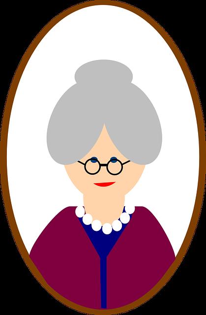 De liefste oma van de hele wereld.....had ik!