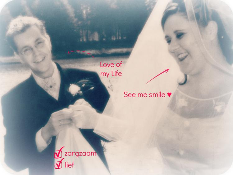 Voor mijn liefste man