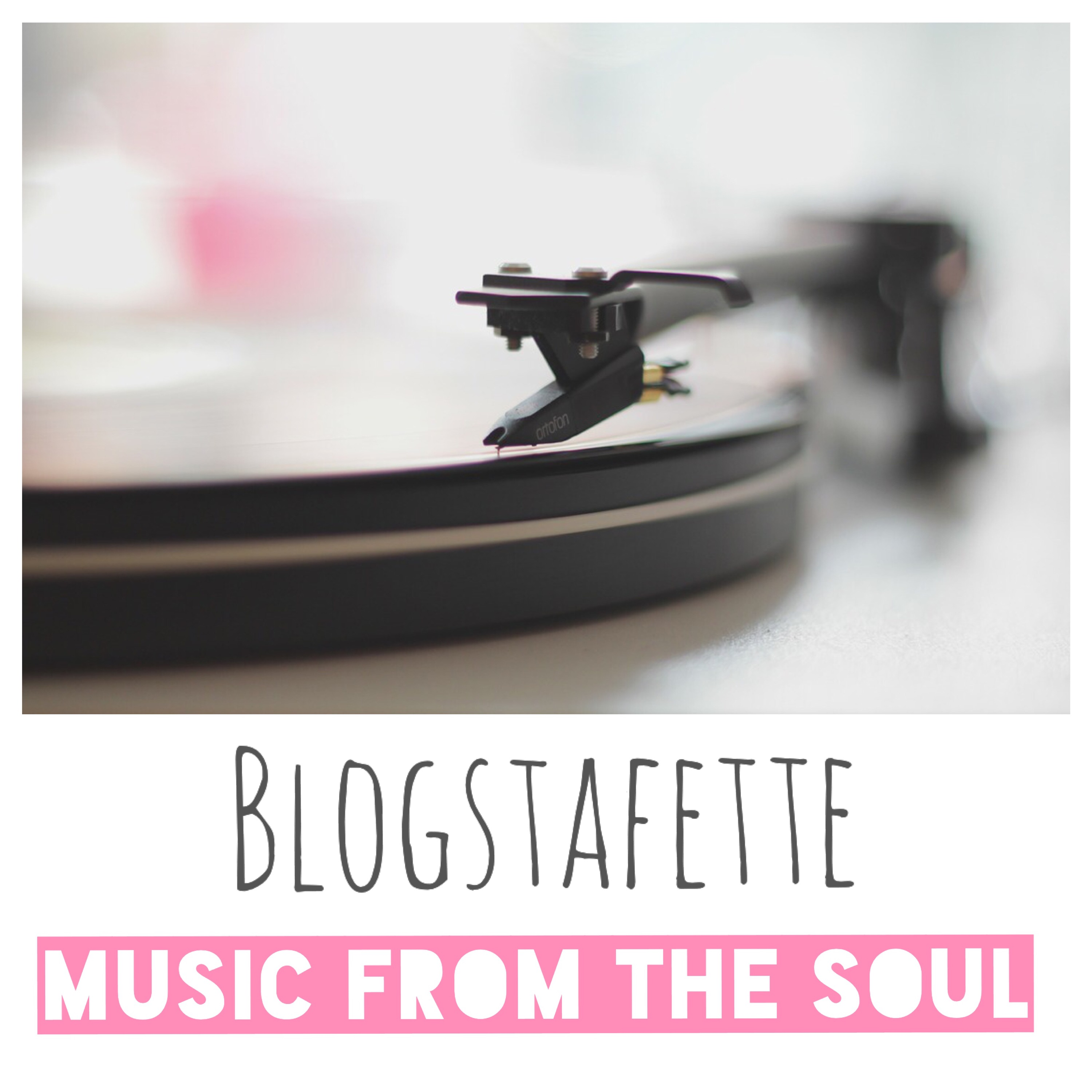 Blogstafette Music for the soul