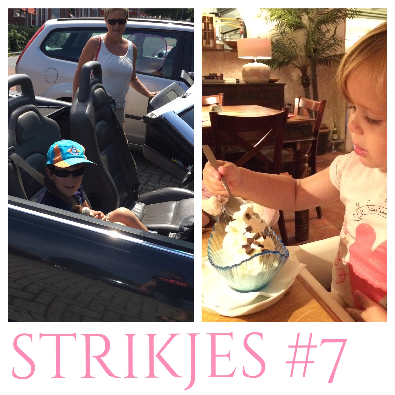 Strikjes #7 Working mom, een Sjiek Dineetje en een BBQ