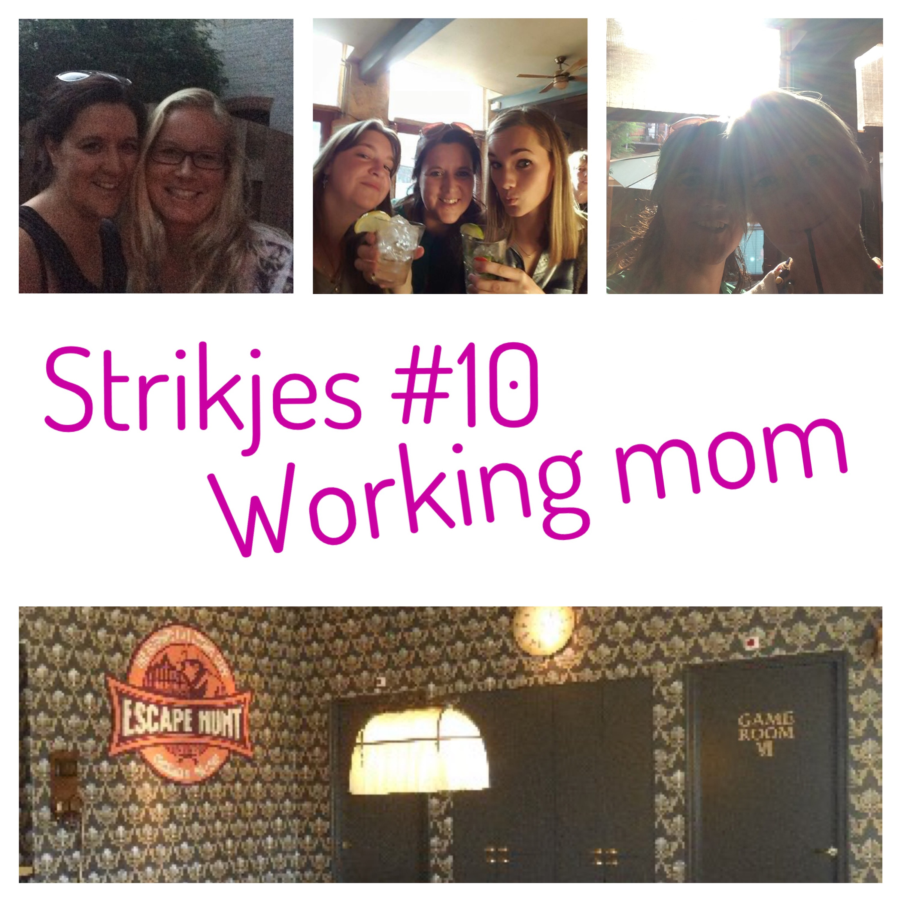 Strikjes #10 Perks of being a Working Mom