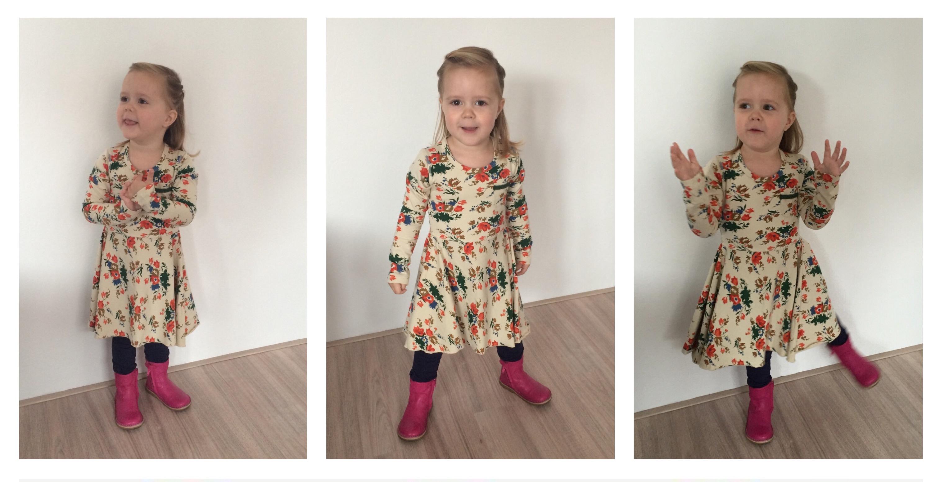 Mooi de winter in met Ninie Kinderkleding
