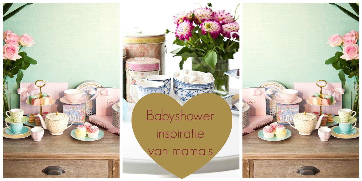 Babyshower inspiratie
