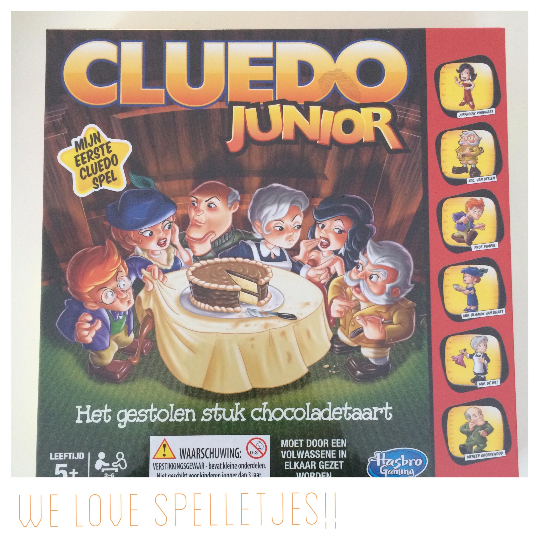 Cluedo junior, wat vonden we er van?
