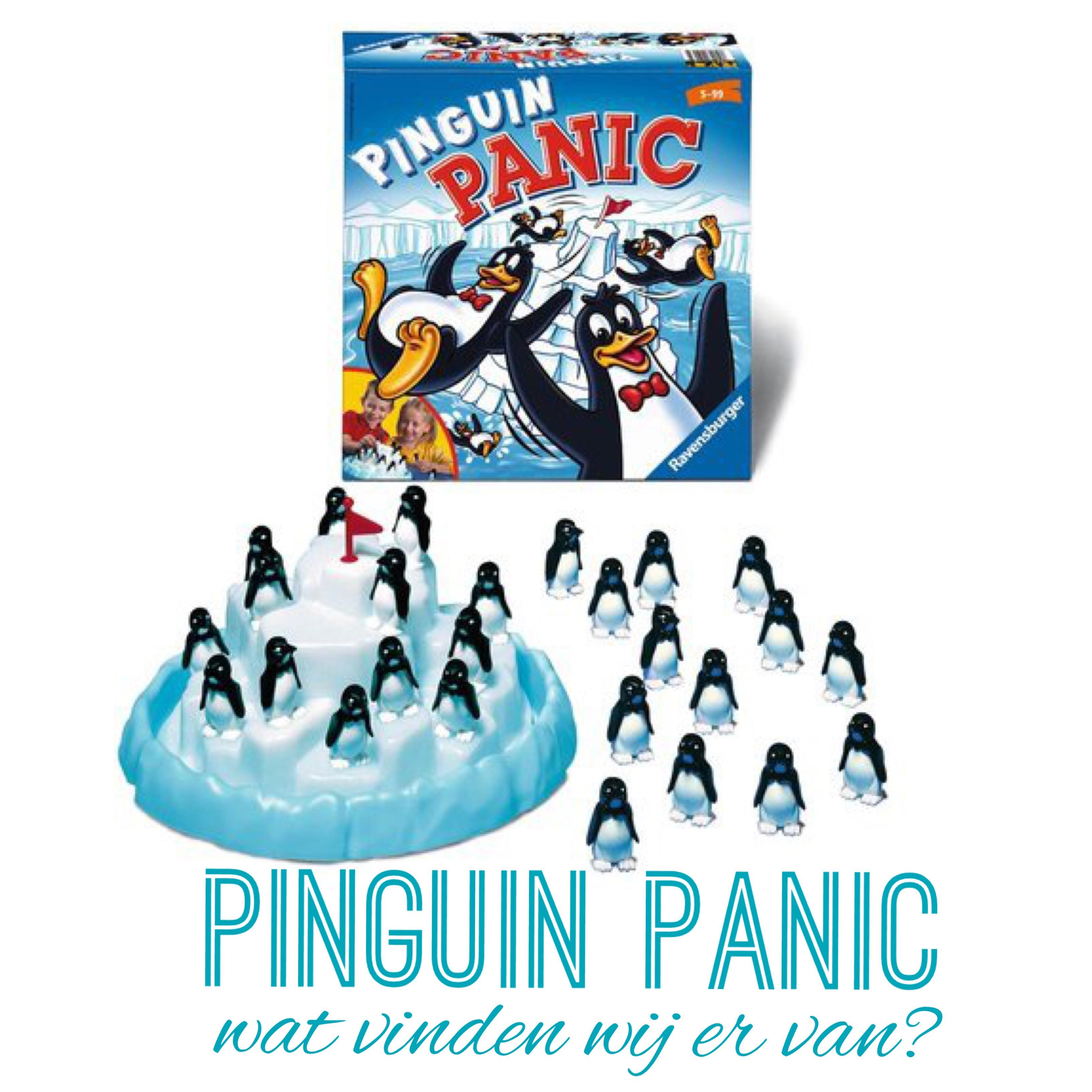 Pinguïn Panic, vinden we het leuk of niet?