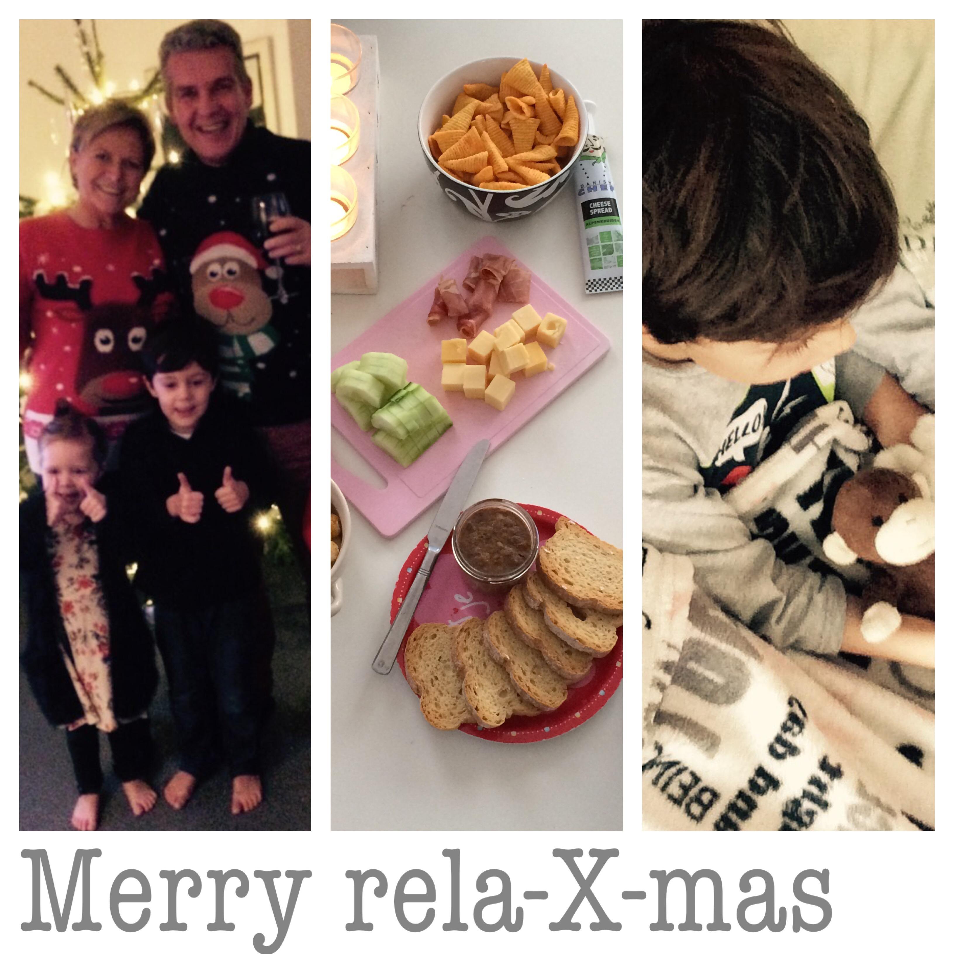 Strikjes #19 Merry rela-X-mas
