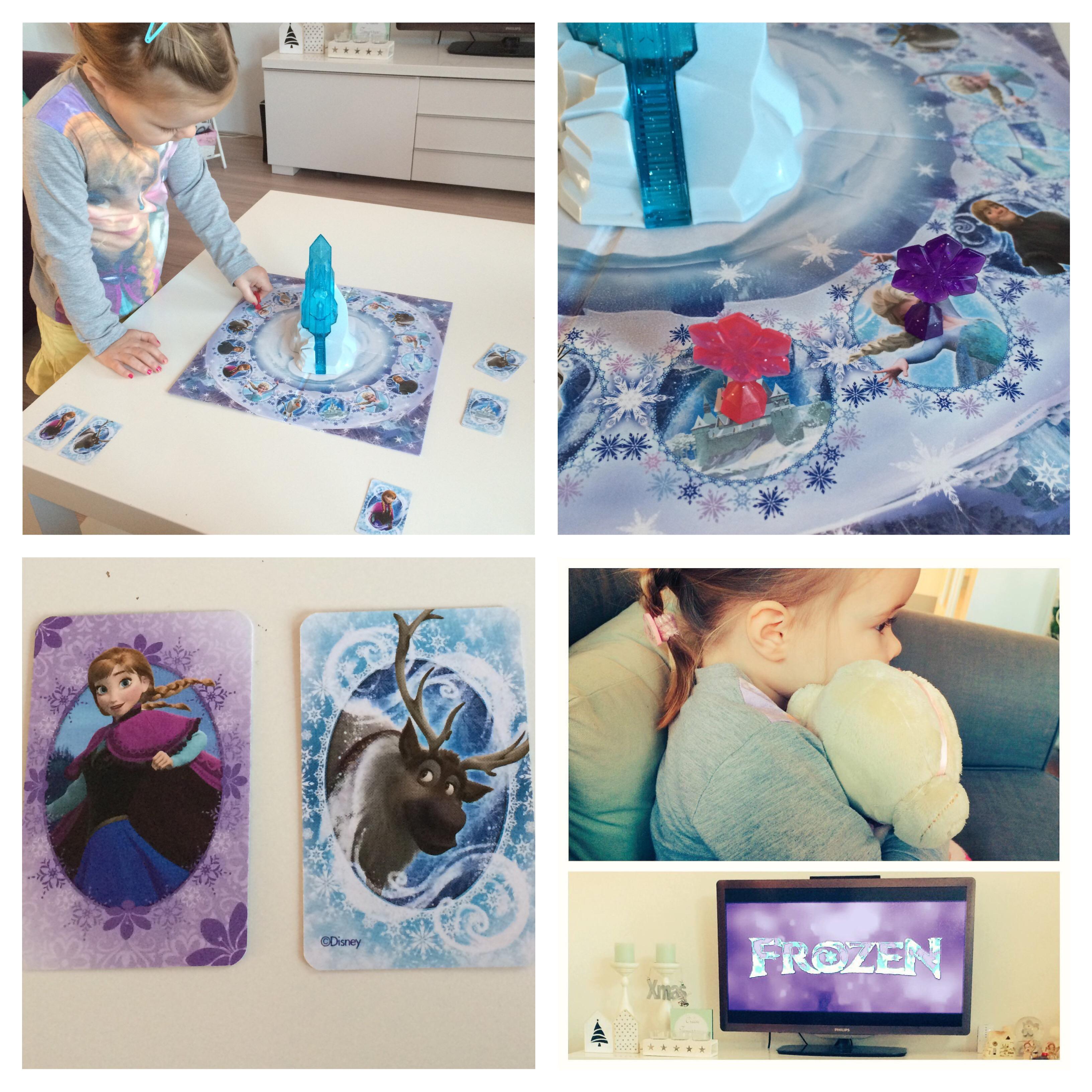 Frozen Magisch IJspaleis Spel