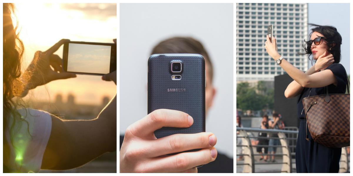 Laat je camera thuis, fotografeer met je telefoon!