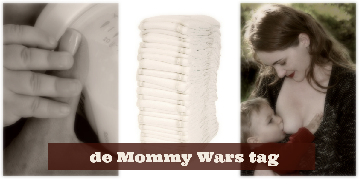 de Mommy Wars TAG