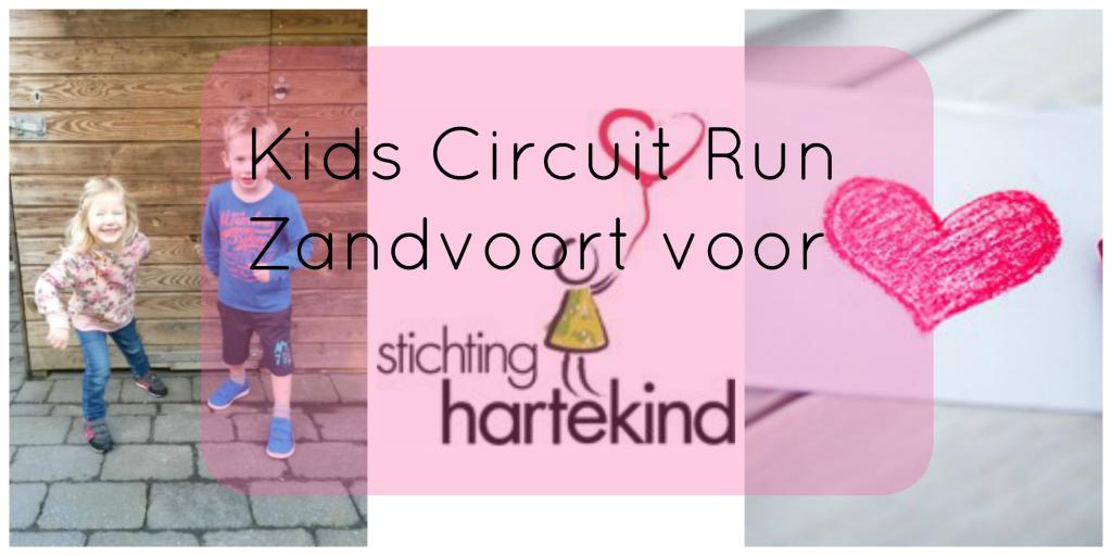 Kids Circuit Run Zandvoort voor Stichting Hartenkind