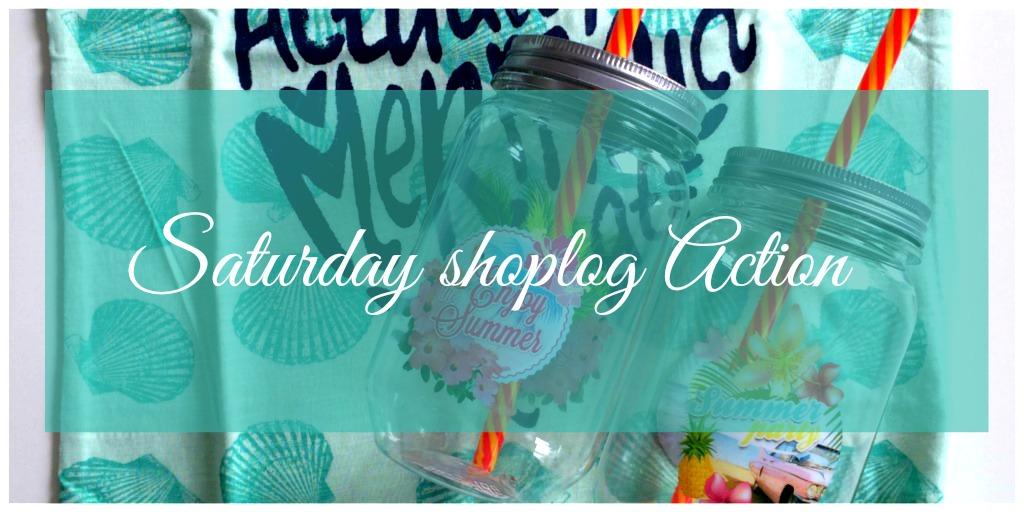 Saturday shoplog Action