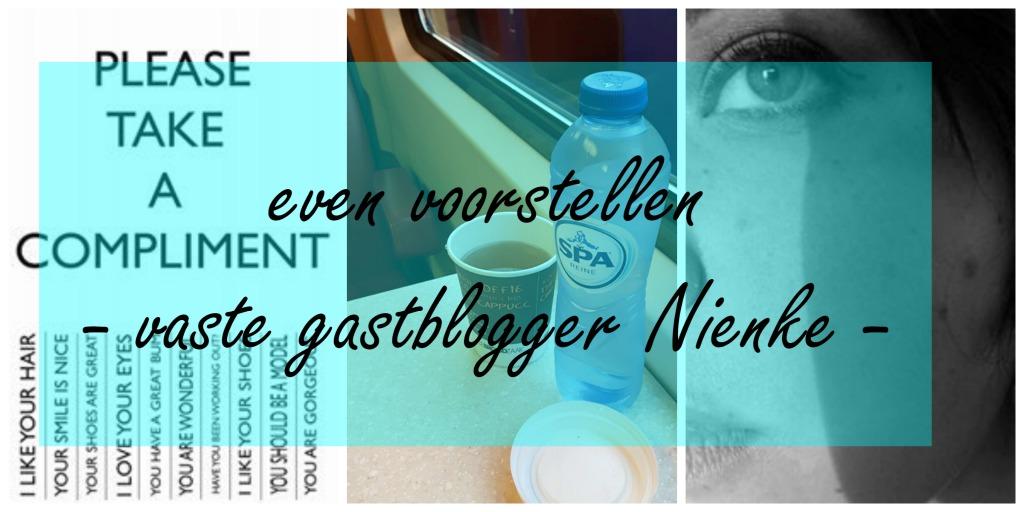 Even voorstellen - vaste gastblogger Nienke