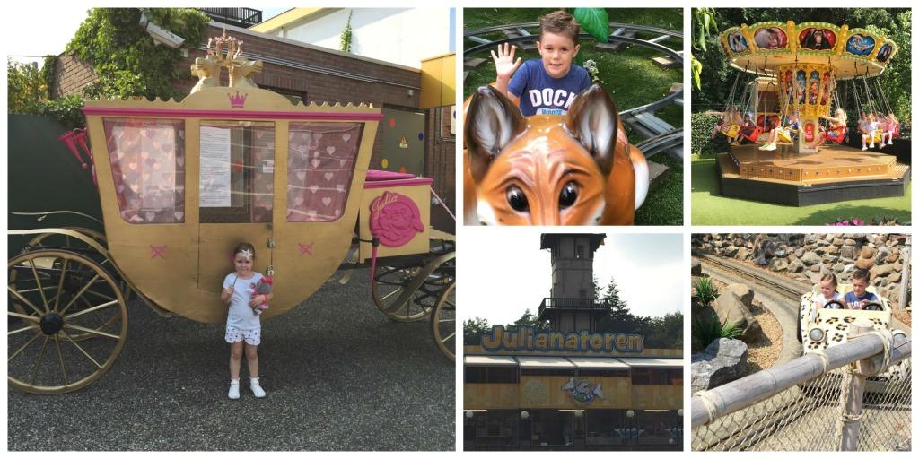 AFAS sprookjesdagen in pretpark Julianatoren