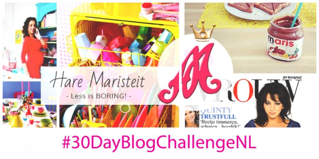 30 Day Blog Challenge
