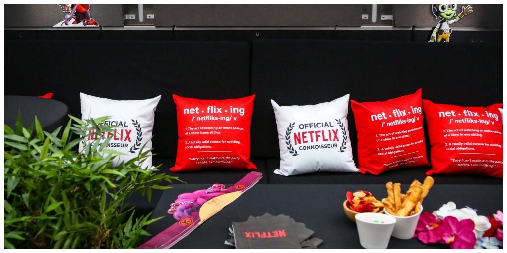 Het Netflix Beat Bugs Event