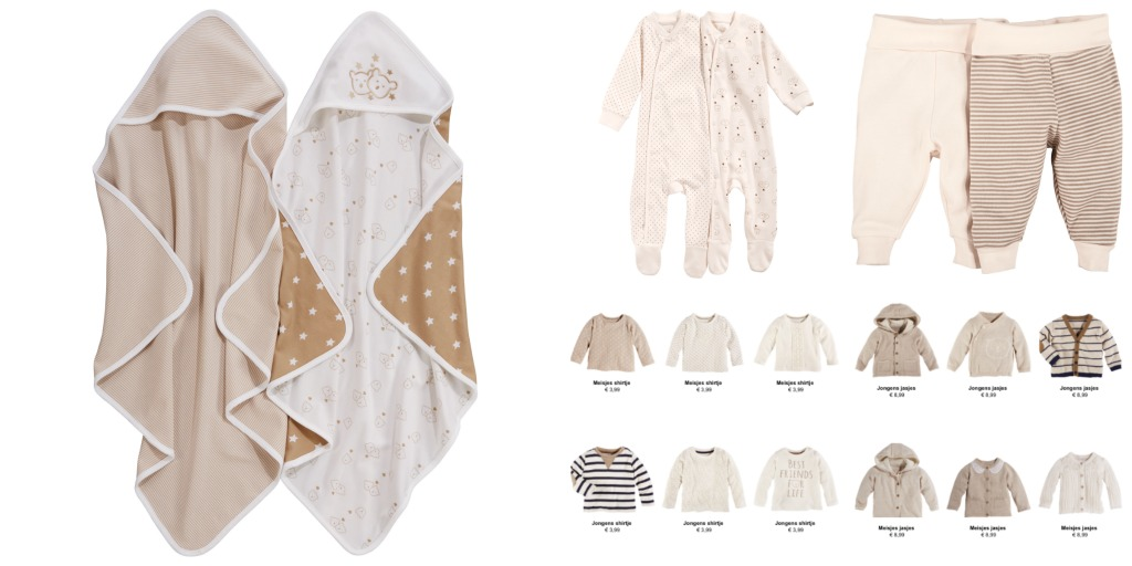 Organic babykleding & accessoires bij Lidl