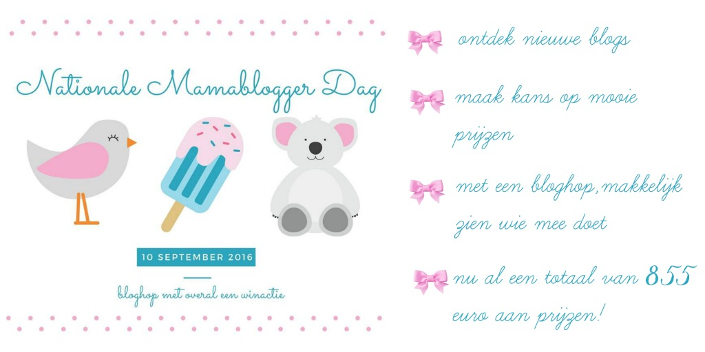Save the date - Nationale Mamabloggers Dag