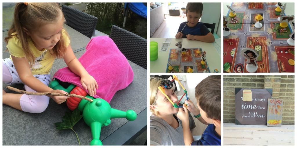 Strikjes #54 Laatste vakantieweek, Datenight en Samen spelen