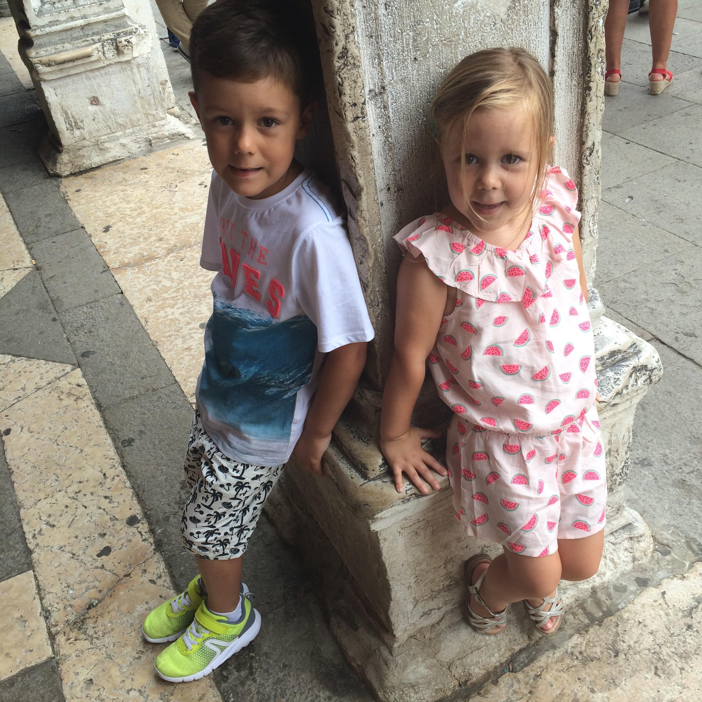 OOTD dagje Venetië