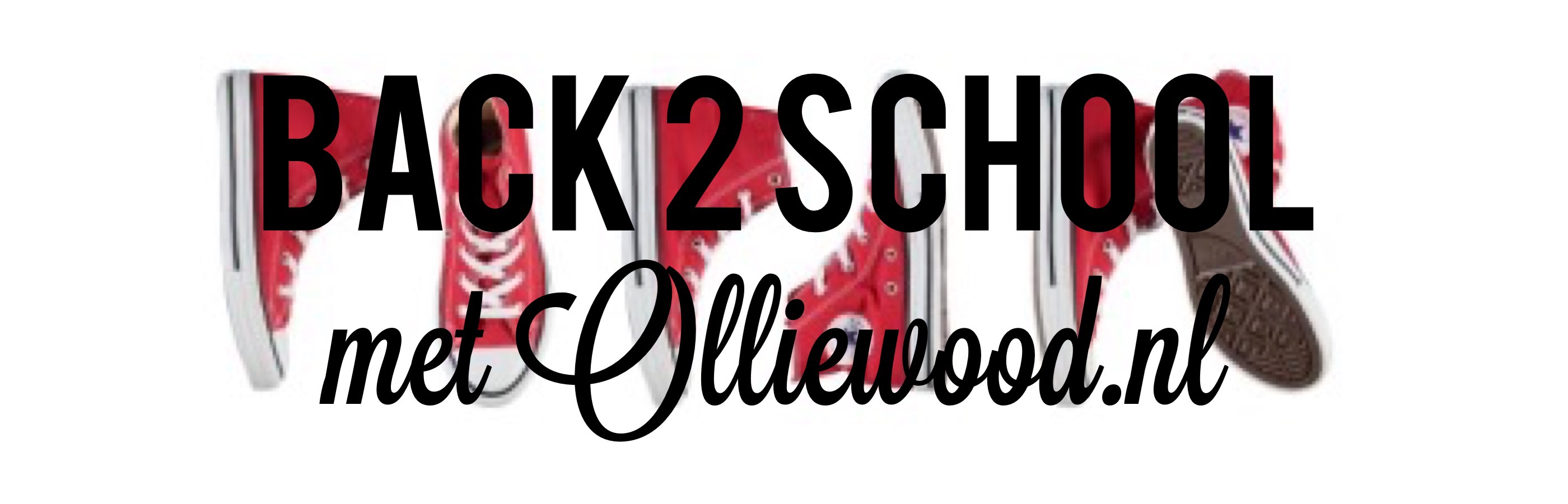 Back to school met Olliewood