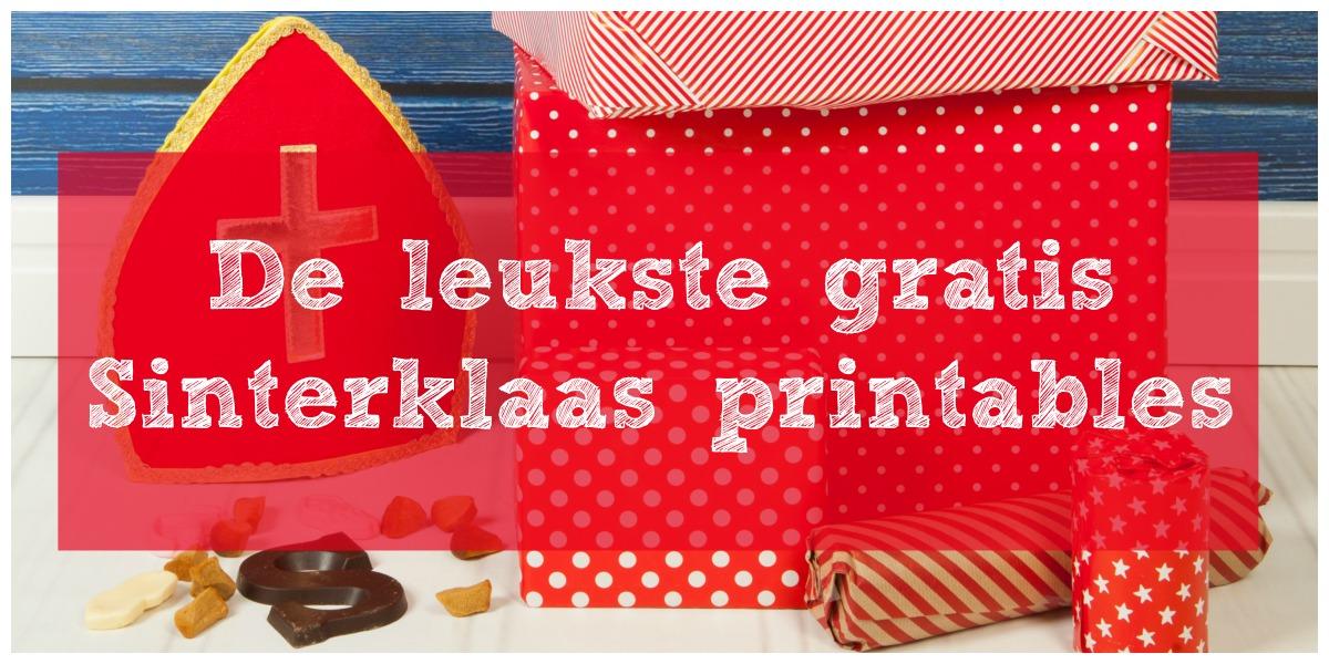 sinterklaas-printables