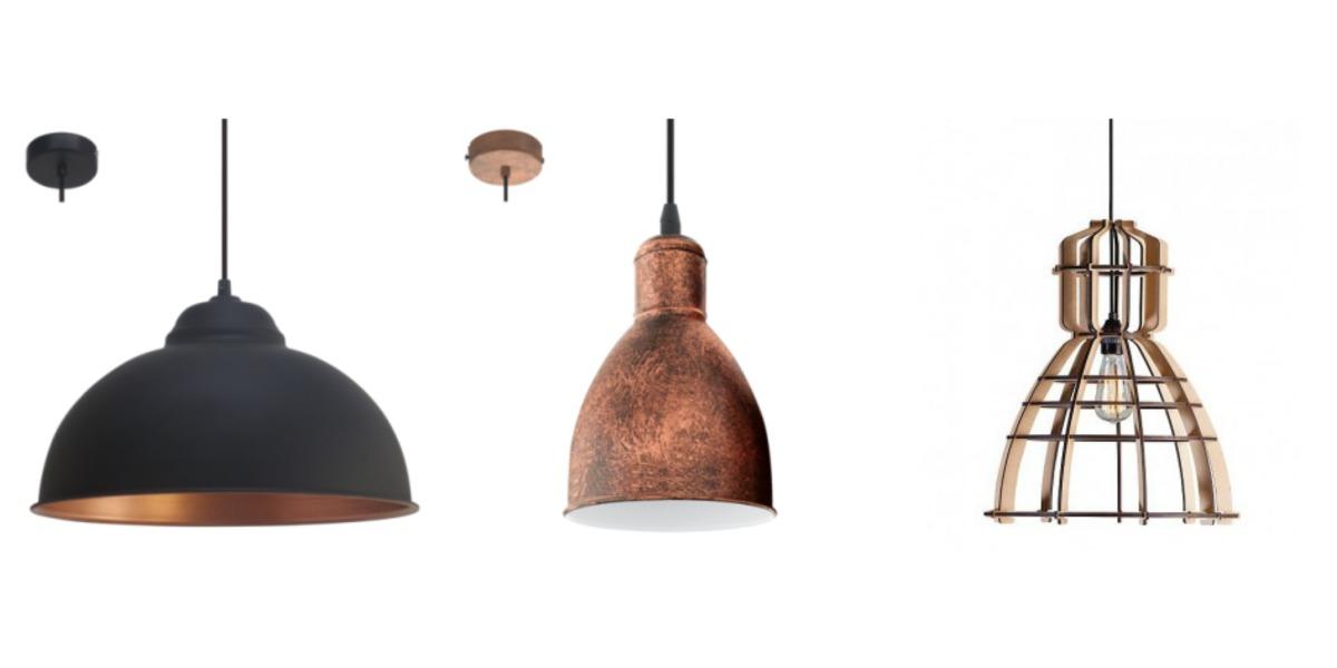 Stoere robuuste lampen
