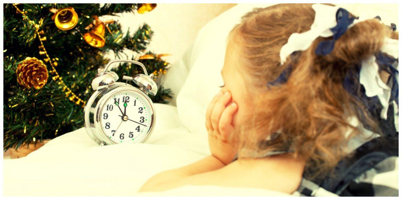 Doorslapen, wakker maken of opblijven