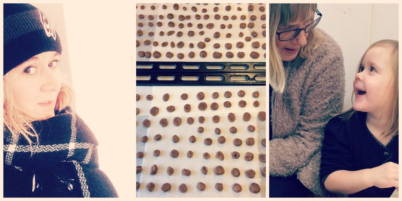 Strikjes #60 winterkou, pepernoten bakken en leuke pakketjes