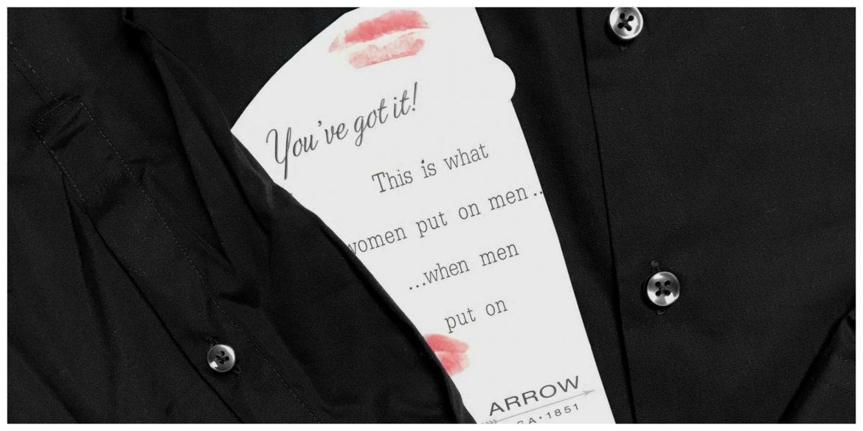 Overhemden maken de man