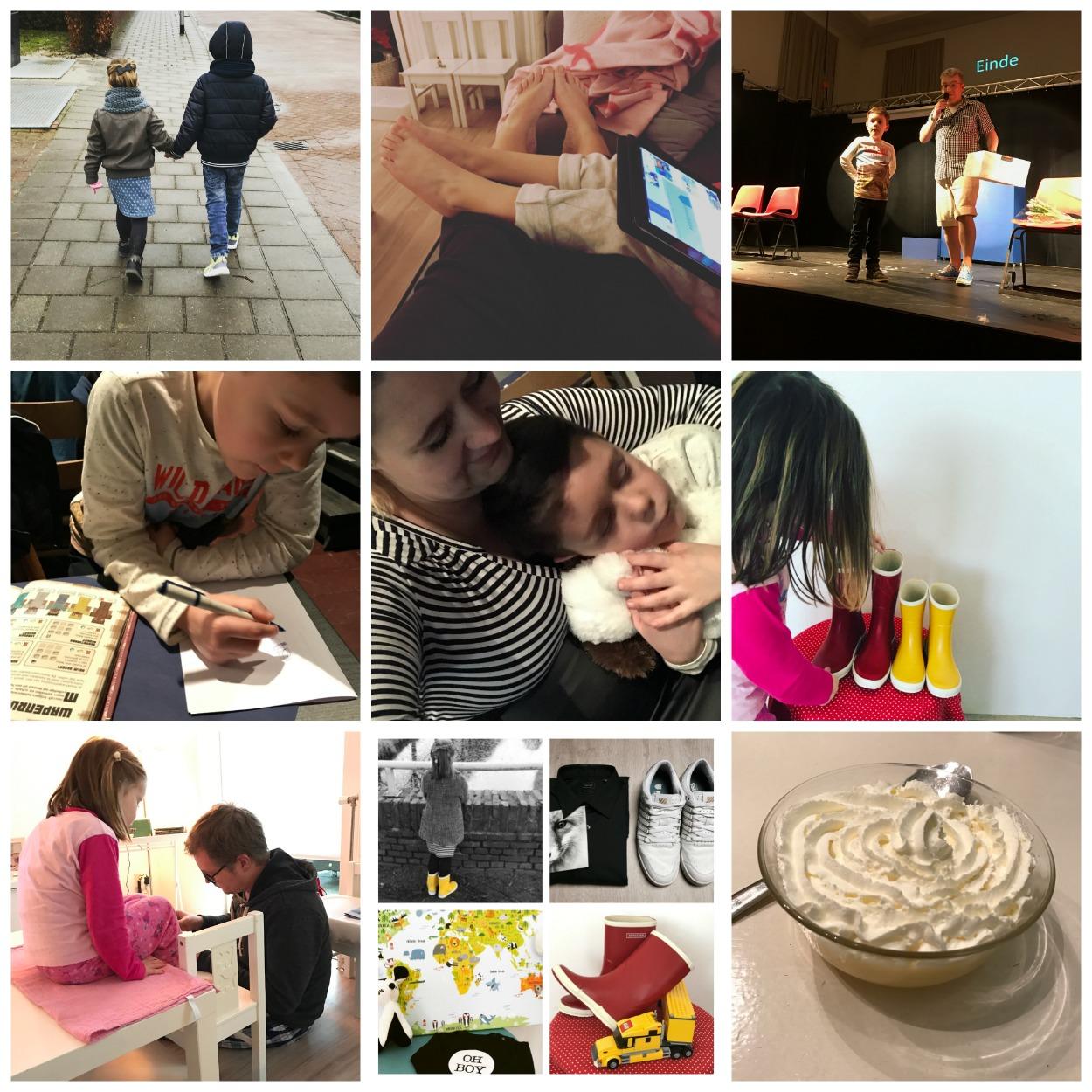 Strikjes #69 Blije prijswinnaar, persoonlijk ontwikkeling en voorstelling opa en oma