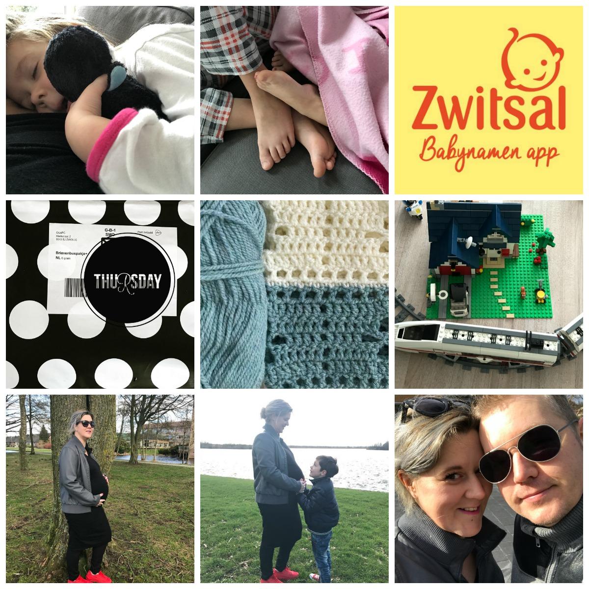 Strikjes #73 ziek, agressietraining en Wie is de Mol