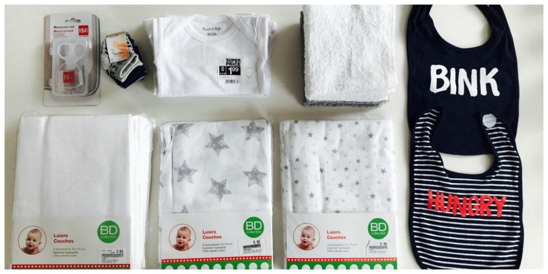 Babyuitzet Shoplog Prenatal Babydump En Zeeman Babyshoppen Voor