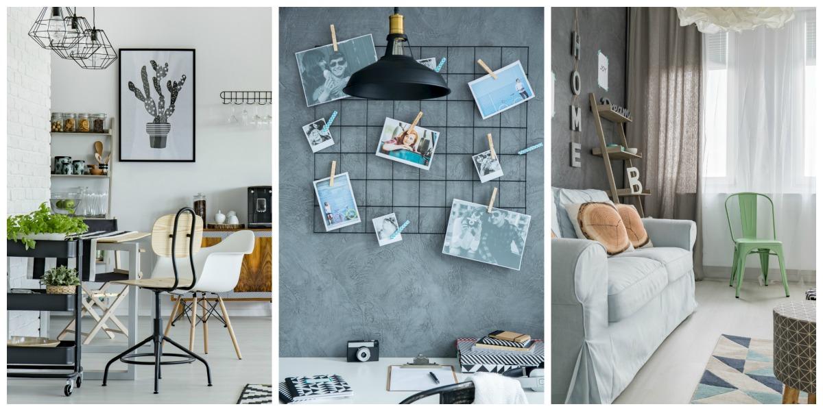 Inspiratie voor een industrieel interieur | Woninginrichting ...