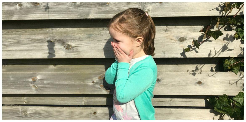 Mijn dochter kan geen geheim bewaren