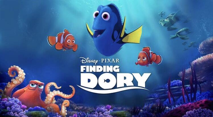 Finding Dory op Netflix