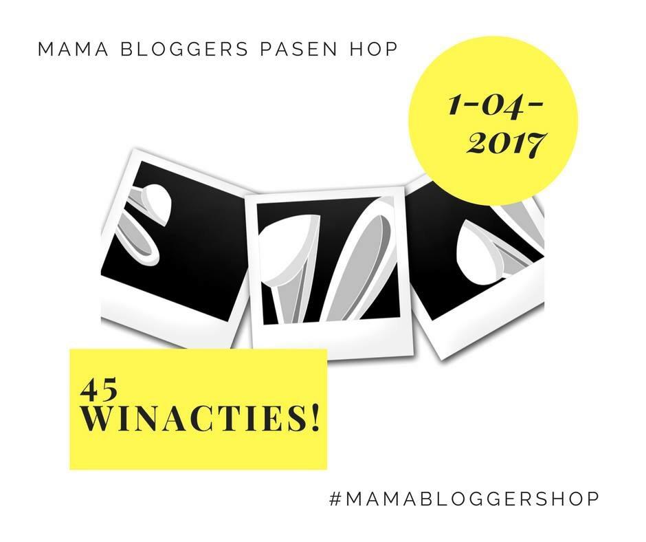 Aankondiging Mamabloggershop Pasen