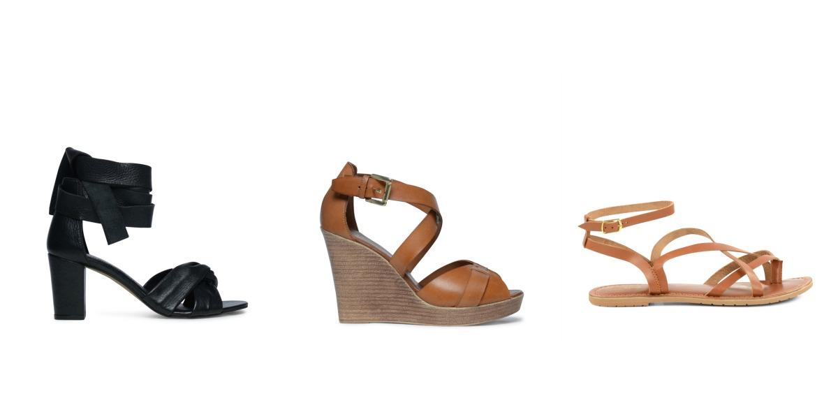 5x favoriete schoenen in de zomer