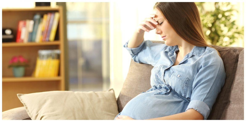 Als je wel klaar bent met zwanger zijn