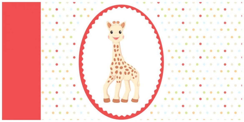 Er was eens een girafje