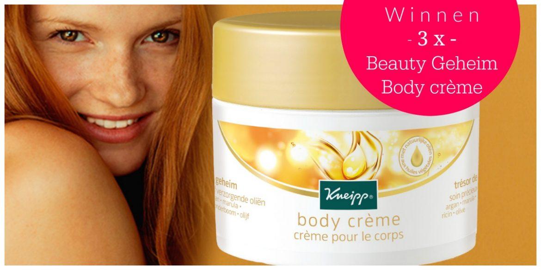 Beauty Geheim Body crème