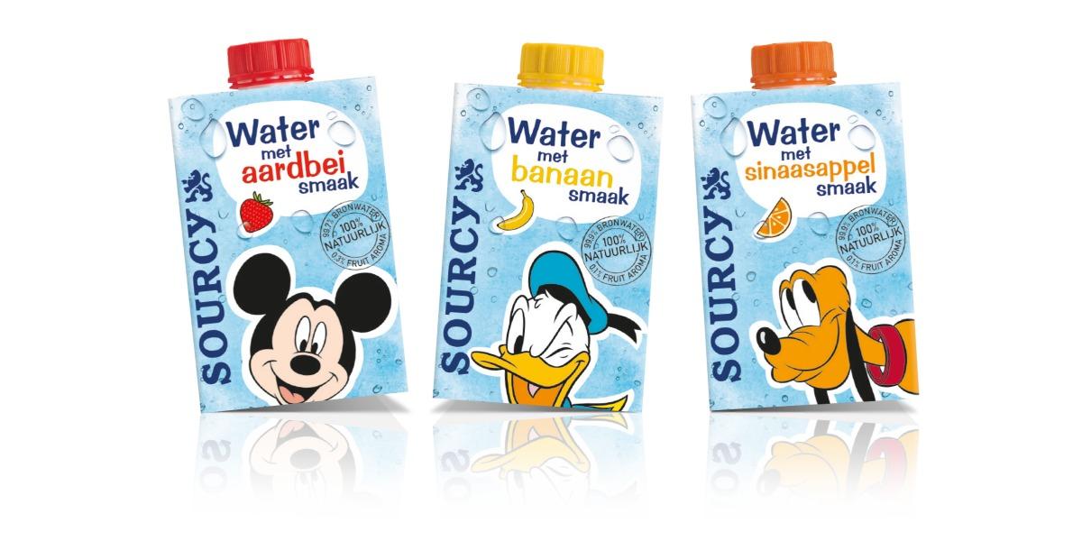 Suiker voor water ruilen