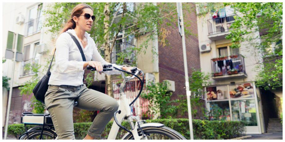 Elektrische fiets voor mama's