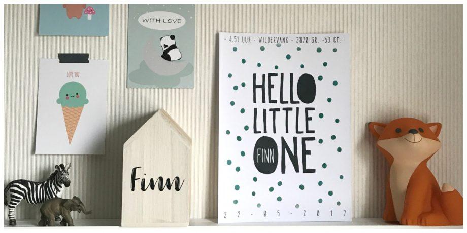 Inspiratie voor de babykamer