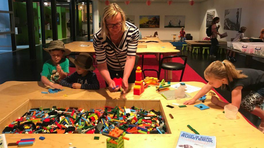 Naar een kindermuseum