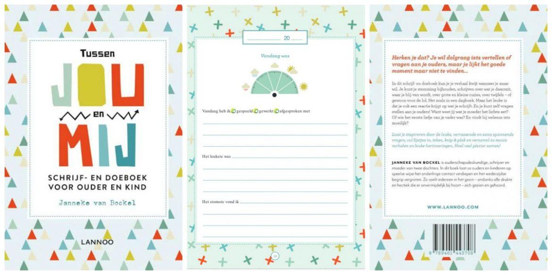 Bijzonder schrijf- en doeboek voor ouder en kind